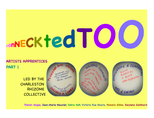 conNECKted TOO Artists Apprentices Part 1