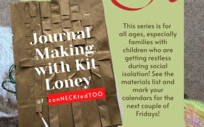Family Art Lessons with Kit Loney: Journal Making