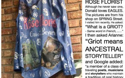 ROSE FLORIST & ARIANNE KING COMER